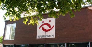 På Harmonien er der festgudstjeneste