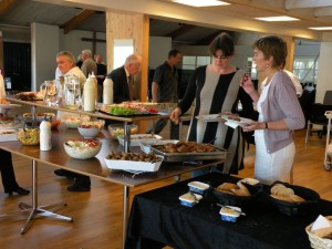 Frokost i Multihuset