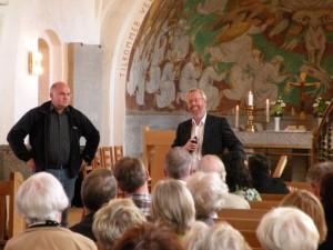 Samtale i Kirken