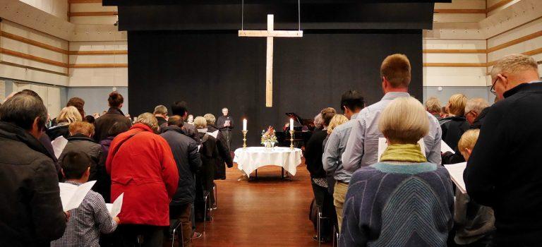 Haderslev Kirkedag søndag den 12. november 2017