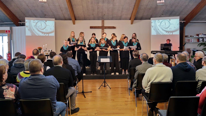 Gl. Hadeslev Kirkes ungdomskor