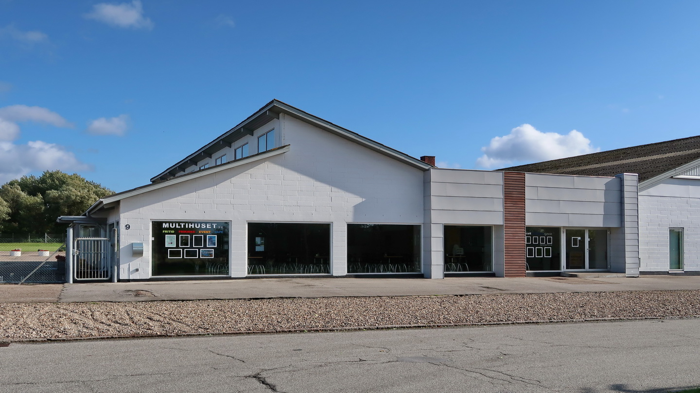 Multihuset på Hirsevej 2019